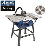 Scheppach HS 100 S Sonderedition Tischkreissäge...